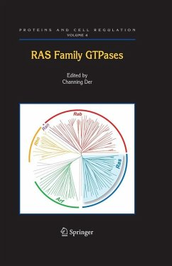 RAS Family GTPases (eBook, PDF)