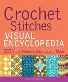 Crochet Stitches VISUAL Encyclopedia (eBook, ePUB)