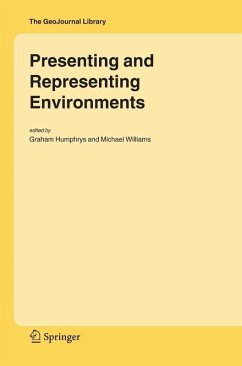 Presenting and Representing Environments (eBook, PDF)