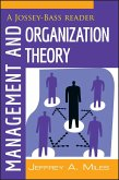 Management and Organization Theory (eBook, ePUB)