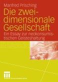 Die zweidimensionale Gesellschaft (eBook, PDF)