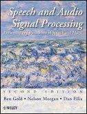 Speech and Audio Signal Processing (eBook, PDF)