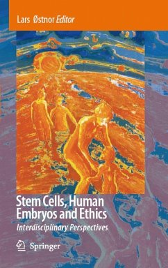 Stem Cells, Human Embryos and Ethics (eBook, PDF)