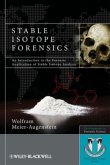Stable Isotope Forensics (eBook, ePUB)