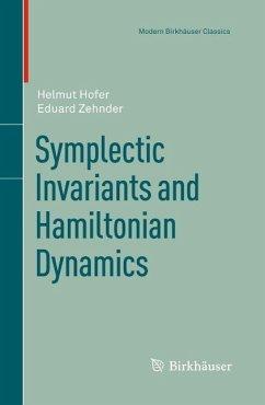 Symplectic Invariants and Hamiltonian Dynamics (eBook, PDF) - Hofer, Helmut; Zehnder, Eduard