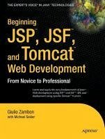 Beginning JSP , JSF and Tomcat Web Development (eBook, PDF) - Sekler, Michael; Zambon, Giulio