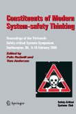Constituents of Modern System-safety Thinking (eBook, PDF)