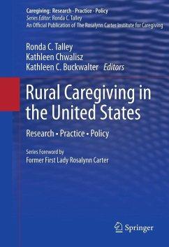 Rural Caregiving in the United States (eBook, PDF)