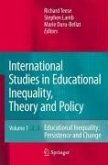 International Studies in Educational Inequality, Theory and Policy (eBook, PDF)