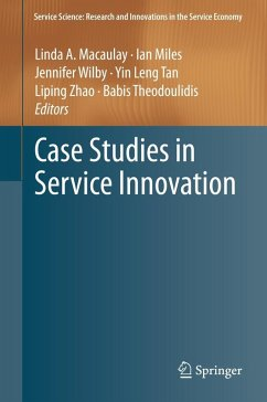 Case Studies in Service Innovation (eBook, PDF)