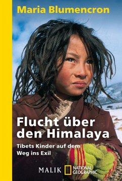 Flucht über den Himalaya (eBook, ePUB) - Blumencron, Maria