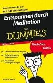Entspannen durch Meditation für Dummies Das Pocketbuch (eBook, ePUB)