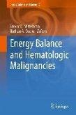 Energy Balance and Hematologic Malignancies (eBook, PDF)