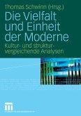 Die Vielfalt und Einheit der Moderne (eBook, PDF)