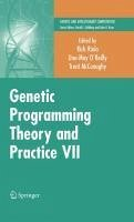 Genetic Programming Theory and Practice VII (eBook, PDF)