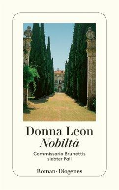 Nobiltà / Commissario Brunetti Bd.7 (eBook, ePUB) - Leon, Donna