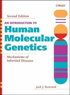 An Introduction to Human Molecular Genetics (eBook, PDF) - Pasternak, Jack J.