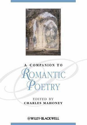 A Companion to Romantic Poetry (eBook, PDF)