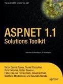 ASP.NET 1.1 Solutions Toolkit (eBook, PDF)