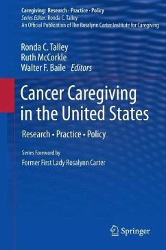 Cancer Caregiving in the United States (eBook, PDF)