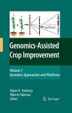 Genomics-Assisted Crop Improvement (eBook, PDF)