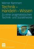 Technik - Handeln - Wissen (eBook, PDF)
