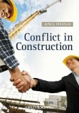Conflict in Construction (eBook, ePUB)