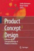 Product Concept Design (eBook, PDF)