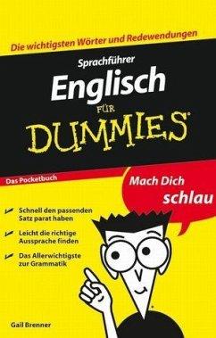 Sprachführer Englisch für Dummies Das Pocketbuch (eBook, ePUB) - Brenner, Gail