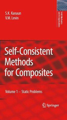Self-Consistent Methods for Composites (eBook, PDF) - Kanaun, S. K.; Levin, V.