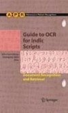 Guide to OCR for Indic Scripts (eBook, PDF)