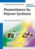 Photoinitiators for Polymer Synthesis (eBook, ePUB)