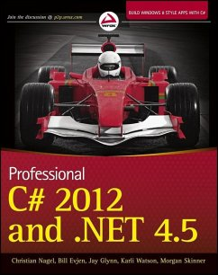 Professional C# 2012 and .NET 4.5 (eBook, PDF) - Nagel, Christian; Evjen, Bill; Glynn, Jay; Watson, Karli; Skinner, Morgan