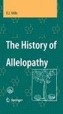 The History of Allelopathy (eBook, PDF)