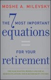 The 7 Most Important Equations for Your Retirement (eBook, PDF)