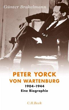 Peter Yorck von Wartenburg (eBook, ePUB) - Brakelmann, Günter