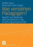Wie verstehen Pädagogen? (eBook, PDF)