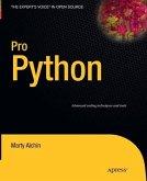 Pro Python (eBook, PDF)