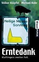 Erntedank / Kommissar Kluftinger Bd.2 (eBook, ePUB) - Kobr, Michael; Klüpfel, Volker