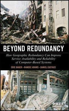 Beyond Redundancy (eBook, PDF) - Bauer, Eric; Adams, Randee; Eustace, Daniel