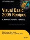 Visual Basic 2005 Recipes (eBook, PDF)