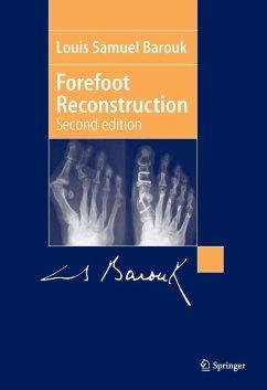 Forefoot Reconstruction (eBook, PDF) - Barouk, Louis Samuel