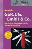 GbR, UG, GmbH & Co. (eBook, ePUB)