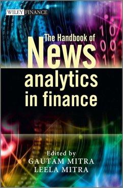 The Handbook of News Analytics in Finance (eBook, PDF)