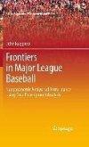 Frontiers in Major League Baseball (eBook, PDF)
