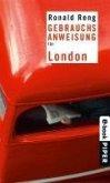 Gebrauchsanweisung für London (eBook, ePUB)