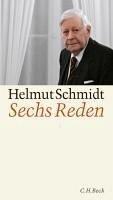 Sechs Reden (eBook, ePUB) - Schmidt, Helmut