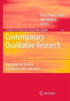 Contemporary Qualitative Research (eBook, PDF)