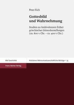 Gottesbild und Wahrnehmung (eBook, PDF) - Eich, Peter