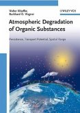 Atmospheric Degradation of Organic Substances (eBook, PDF)